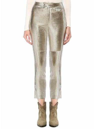 Etoile Isabel Marant Pantolon Gümüş